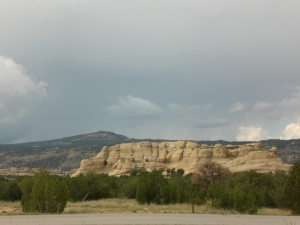 In the Vicinity of Acoma