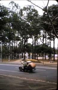 Motocyclo - Saigon 1957