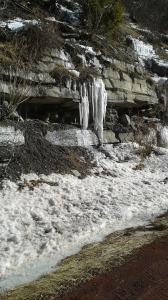 Icefall and Snow